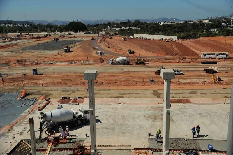 Recursos para o setor de infraestrutura tiveram queda de 53%