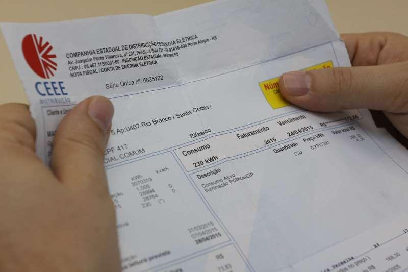 Clientes terão acesso à conta de luz no mesmo momento em que o leiturista registrar o consumo