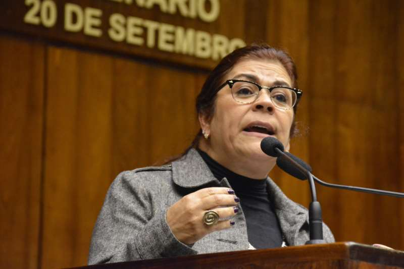 Stela afirma que oposicionistas 'não vão facilitar' as privatizações