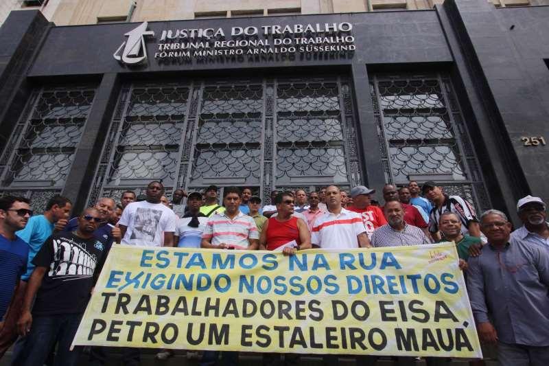 Metalúrgicos demitidos em todo o País recorreram a protestos públicos