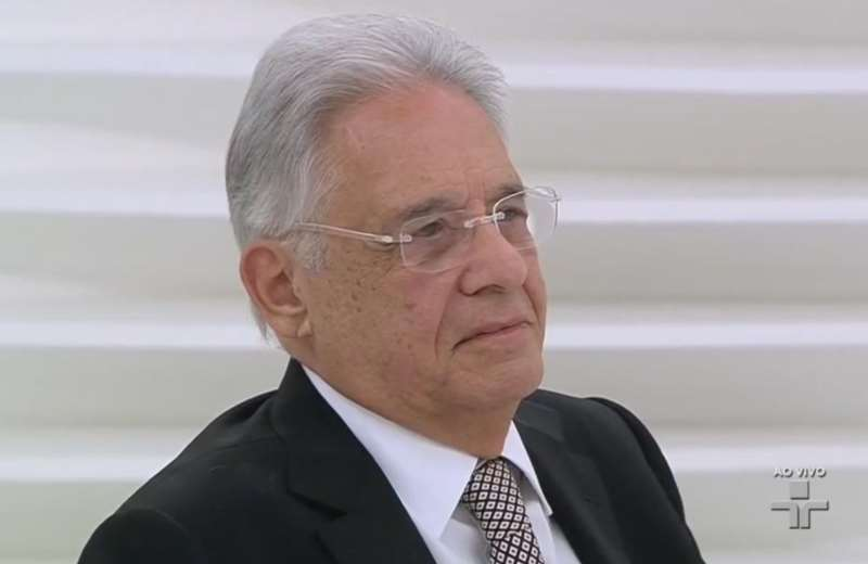 FERNANDO HENRIQUE CARDOSO NO PROGRAMA RODA VIVA