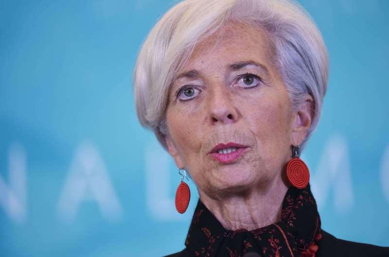 Christine Lagarde destacou o papel da Alemanha nas reformas