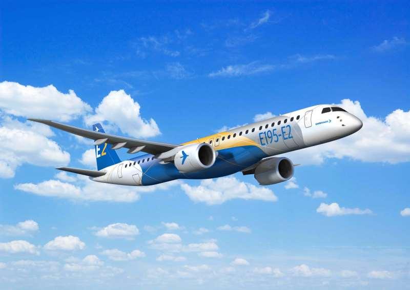 Com três fileiras de assentos a mais, configuração pode ser mudada para transportar até 146 passageiros