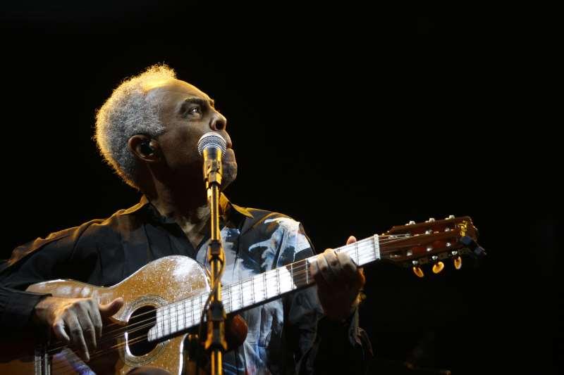 Gilberto Gil é uma das atrações do Pepsi Twist Land, neste fim de semana, em Atlântida