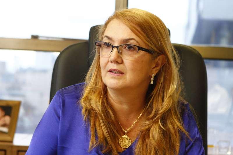 Susana Kakuta, do Badesul, afirma que investir em tecnologia para o agronegócio é uma prioridade