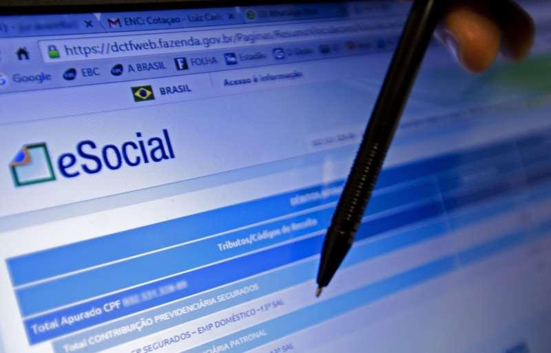 Portal passou a adotar a Identidade Padrão de Comunicação Digital (IDG) do governo federal e oferece um menu com mais funcionalidades