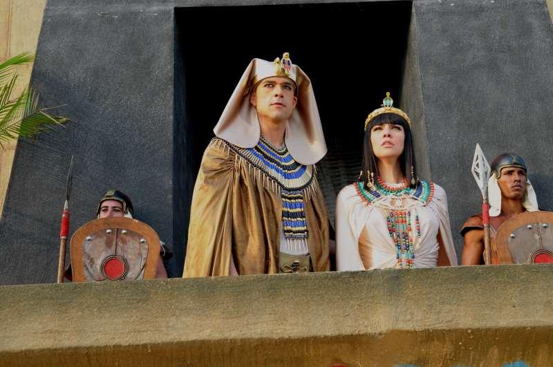 os Dez mandamentos, Moisés - paris filmes