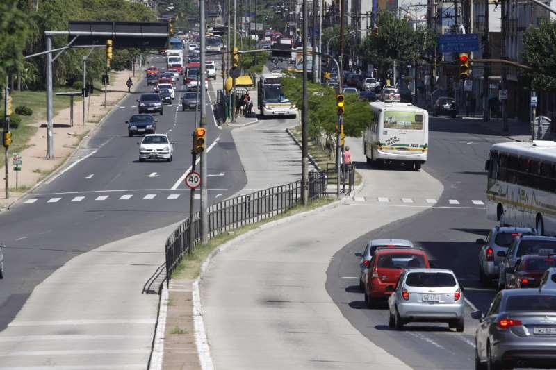 Corredor da avenida João Pessoa é uma das obras contempladas