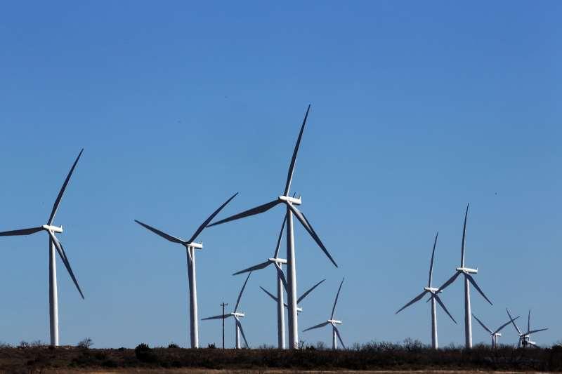 No final do ano passado, o Brasil somou 430 parques eólicos