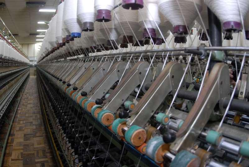 Indústria têxtil é uma das que são beneficiadas pela medida