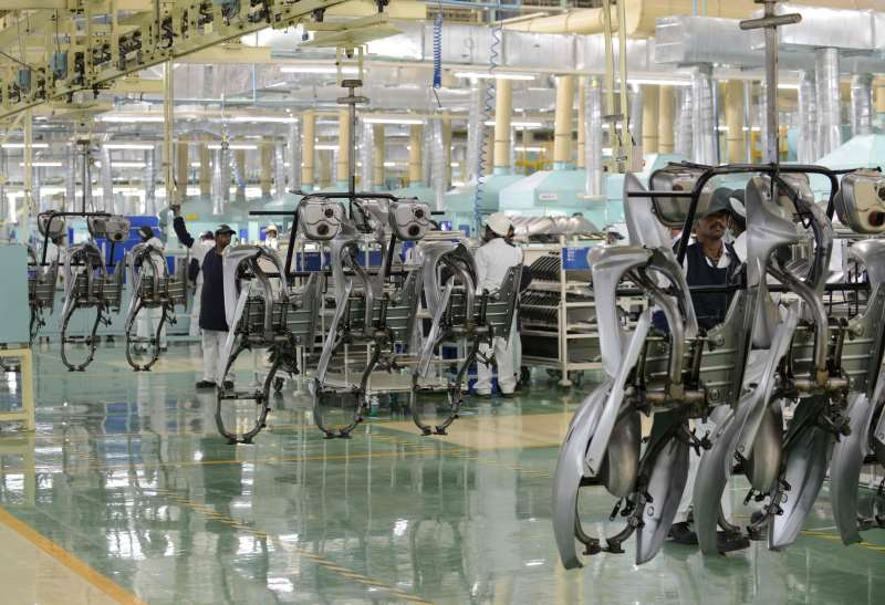 No total, 968,8 mil unidades saíram das indústrias até novembro