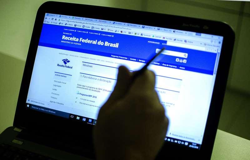 Contribuinte pode conferir pela internet se receberá os valores