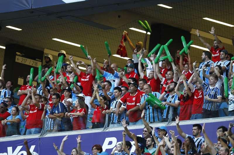 Partidas de futebol seguirão sem audiência nos estádios do Rio Grande do Sul