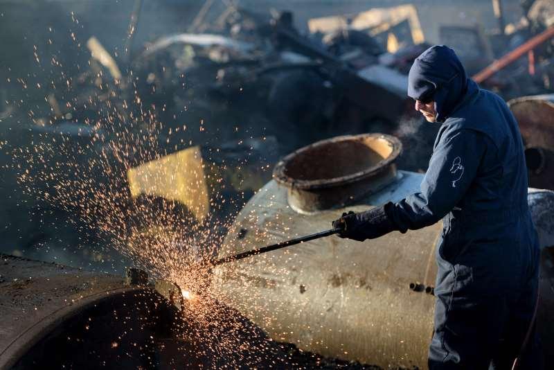 Produção brasileira de aço bruto no mês passado cresceu 25,9%