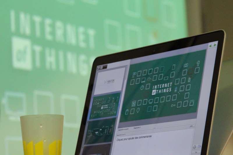 Tecnologia possibilita a conexão entre dispositivos inteligentes