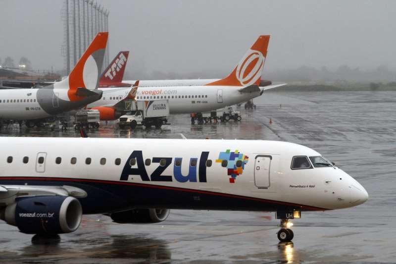 O número representa aumento de nove aeronaves em relação ao plano original da empresa