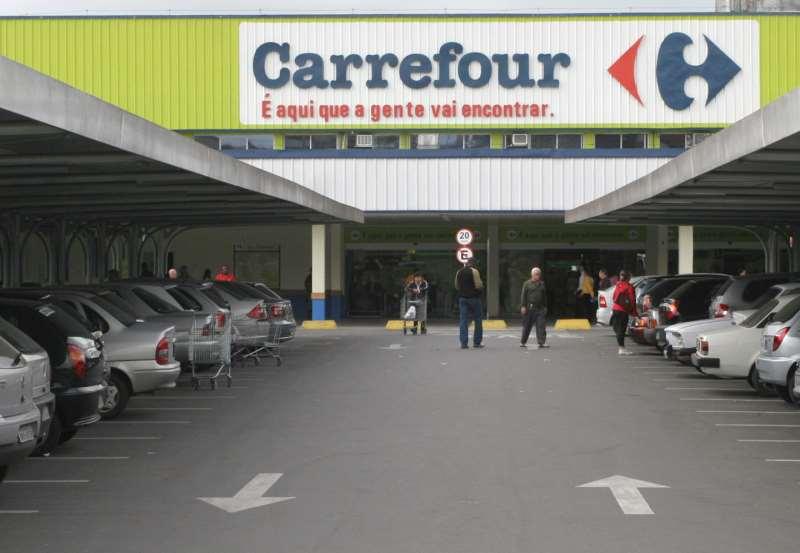 No Brasil, as vendas da rede foram de 3,6 bilhões de euros no período
