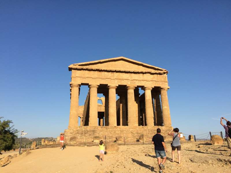 Destinos europeus, como a Itália, estão na preferência dos viajantes