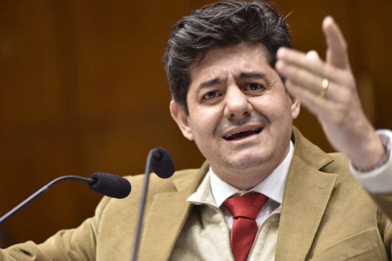 Tiago Simon em sessão da Assembleia Legislativa - Marcelo Bertani  Agência ALRS