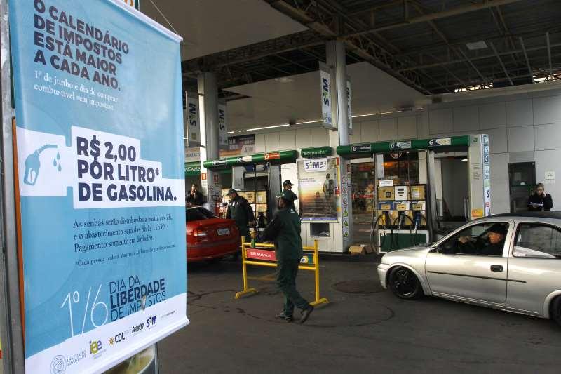 Combustível será vendido a R$ 2,00 em postos da Capital e interior