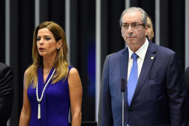 Justiça Federal negou pedido de Cláudia Cruz, mulher de Cunha, para repatriar 176,6 mil francos suíços