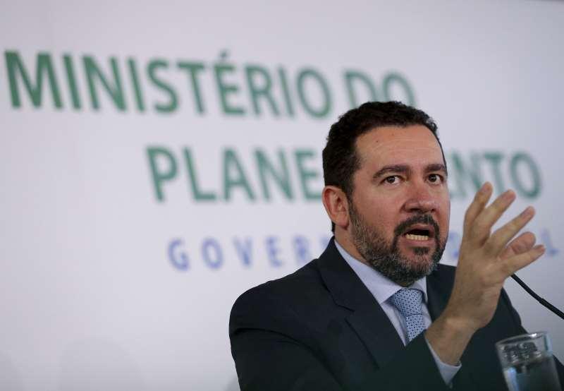 Brasília - O ministro do Planejamento, Dyogo de Oliveira, anuncia corte de 4.307 cargos e funções comissionadas (Wilson Dias/Agência Brasil)
