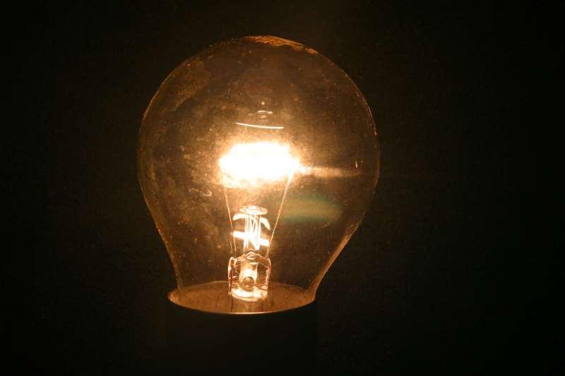 capa do caderno contabilidade lâmpada,luz foto Claudio Fachel 23/04/04