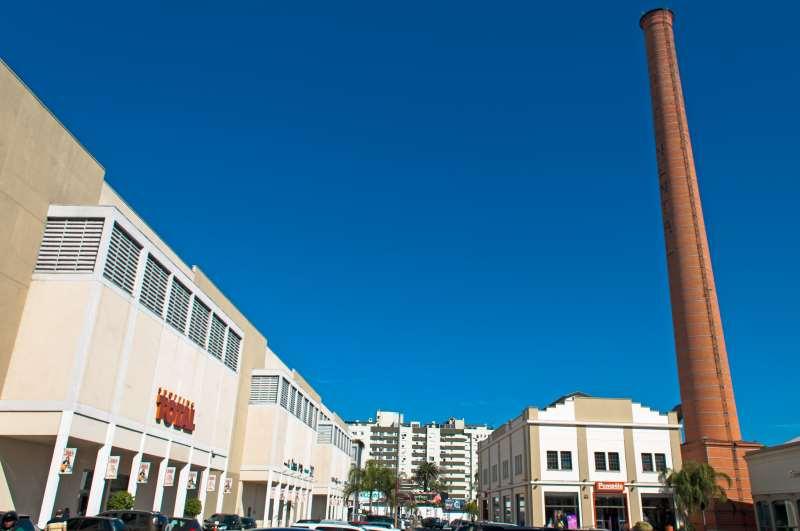 Cinema ao ar livre ficará no estacionamento C e terá capacidade para cerca de 100 veículos por sessão