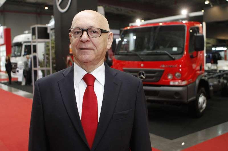 Kieling abre a feira com previsão de bons negócios, superando as vendas do ano passado