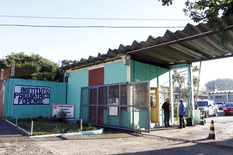 Único hospital de custódia do Estado abriga 178 pacientes