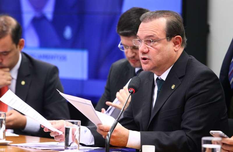 Wellington Fagundes é o relator da proposta