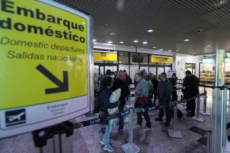 Aéreas nacionais transportaram 6,612 milhões de pessoas no período