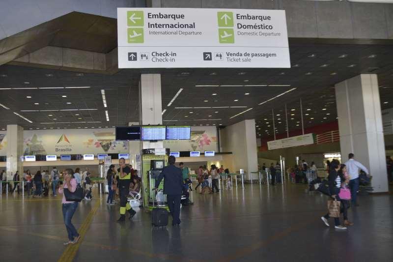 Gastos em viagens internacionais foram negativos em US$ 2,241 bilhões