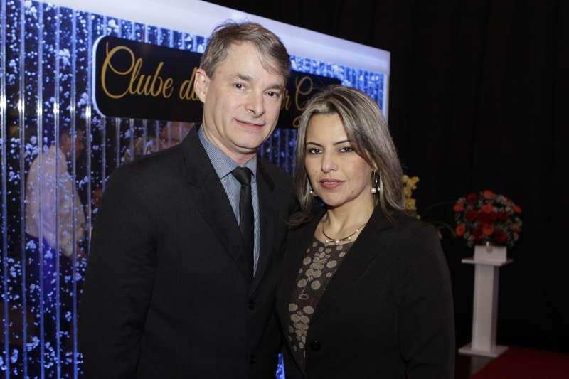 Gerson Cardoso Ramos e Claudete Camargo