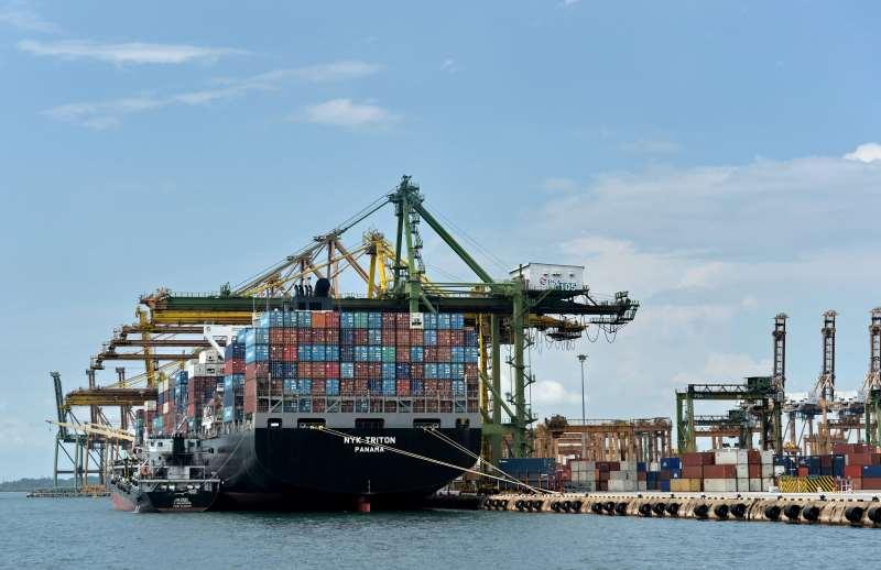 Exportações somaram US$ 4,117 bilhões, enquanto importações totalizaram US$ 2,785 bilhões.