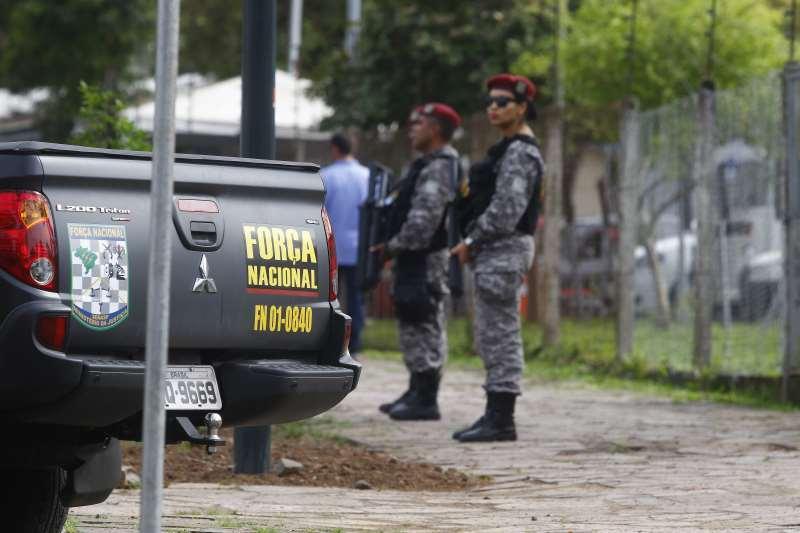 Força Nacional começa a atuar hoje na capital