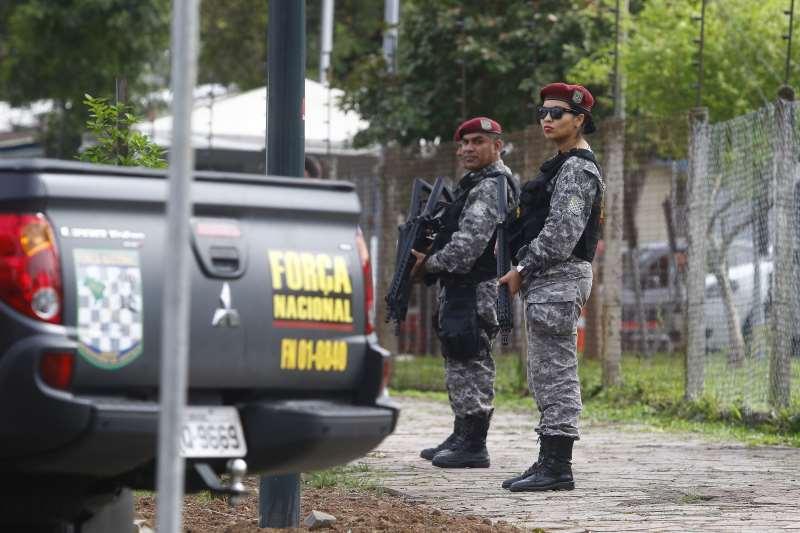 Previsão é de reforço de 600 policiais nas ruas, sendo 200 da Força Nacional e 400 da BM