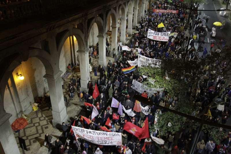 Movimentos sociais e sindicais organizam greve nacional