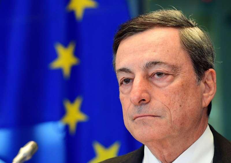 Draghi pediu cautela dos investidores em relação à moeda virtual