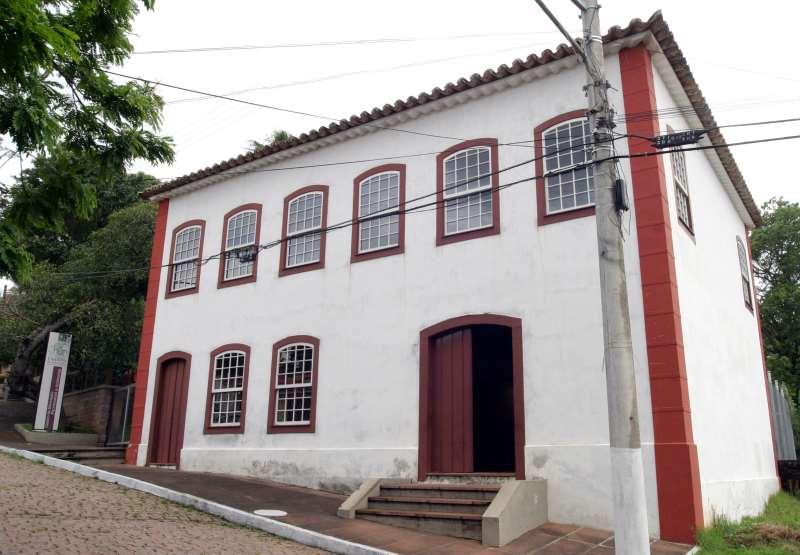 Solar Paraíso (Local da Transição Municipal). Foto - João Mattos Data - 12/11/2004