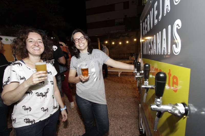 Michelle de Lara Ferraz, sócia da Macuco Cervejas