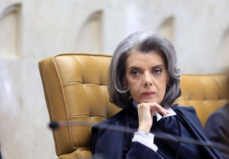 Ministra Cármen Lúcia, presidente da Corte, foi a relatora do processo