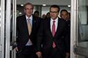 Procuradoria denuncia Eduardo Cunha, Henrique Alves e Geddel e pede R$ 3 bilhões