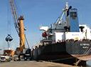 Paralisação reduz em 27% movimentação diária de granéis no Porto de Paranaguá