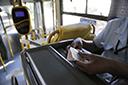 Empresas de ônibus pedem aumento para R$ 4,5 na passagem de Porto Alegre