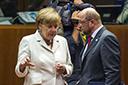 Alemanha quer formar governo de coalizão antes da Páscoa
