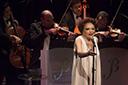 Bibi Ferreira celebra 76 anos de carreira em show em Porto Alegre
