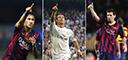 Cristiano Ronaldo tem Espanha pela frente, e Messi viverá 'déjà-vu' na Copa