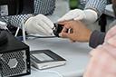 Cadastro por biometria pode ser feito com antecedência