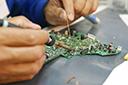 Produção da indústria eletroeletrônica registra queda de 4,8% em setembro